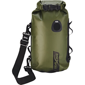 SealLine Discovery Dry Bag 10l, olive